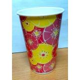 Стакан бумажный 400мл для холодных напитков