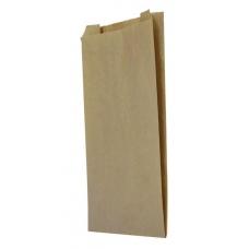 Пакет бум 300*140*80 Плоское дно Крафт