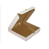 Коробка для ПИЦЦЫ 250*250*40 (белая)\50