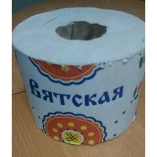 """Туалетная бумага """" ВЯТСКАЯ""""  40 шт/уп"""