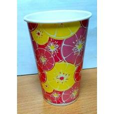 Стакан бумажный 500мл для холодных напитков