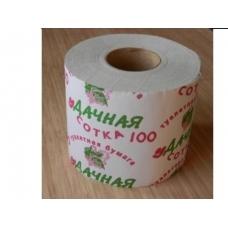 """Туалетная бумага """"Удачная сотка"""" 48шт/уп"""